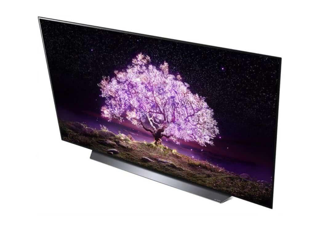 """Recenze televize 55"""" LG OLED55C11"""