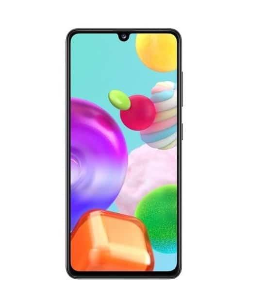 Samsung Galaxy A41 - nejlepší mobil do 6 000 Kč