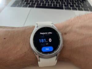 test Samsung Galaxy Watch4 Classic