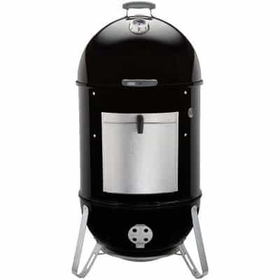 Weber Smokey Mountain Cooker – nejlepší přenosná udírna