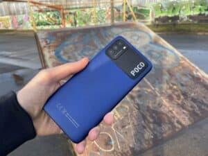 Xiaomi Poco M3 chytrý mobil
