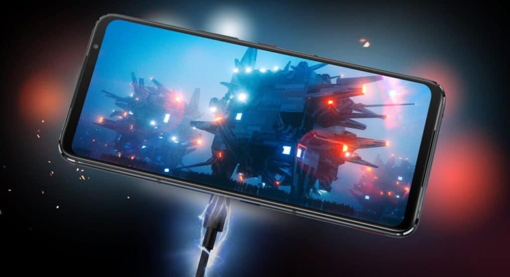 Asus ROG Phone 5 – nejvýkonnější chytrý mobil