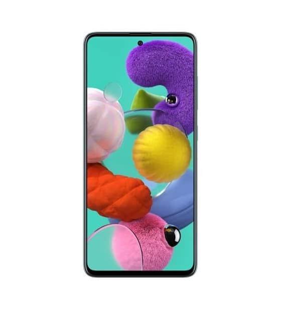 Samsung Galaxy A51 - nejlepší telefon do 7 000 kč