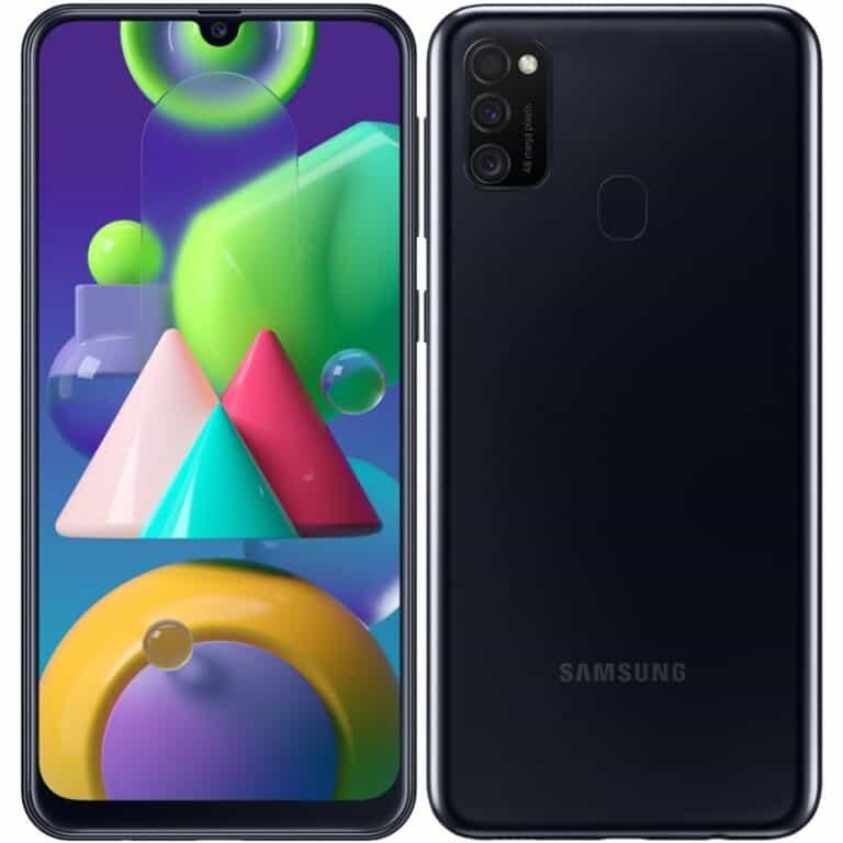 Samsung Galaxy M21 – nejlepší telefon do 5 000 kč