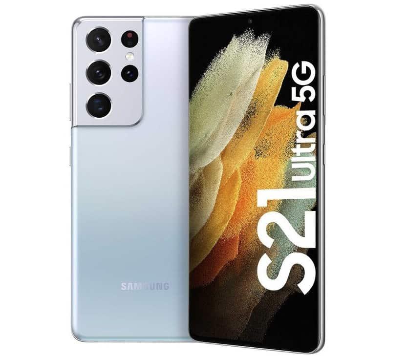 Galaxy S21 Ultra 5G - výkonný telefon roku 2021
