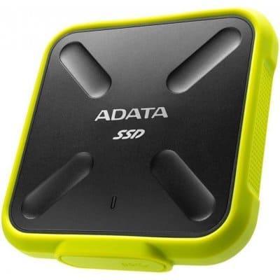 test ssd disku ADATA SD700 256GB