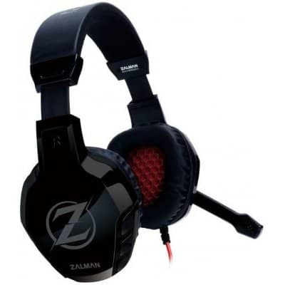 test sluchátek Zalman ZM-HPS300