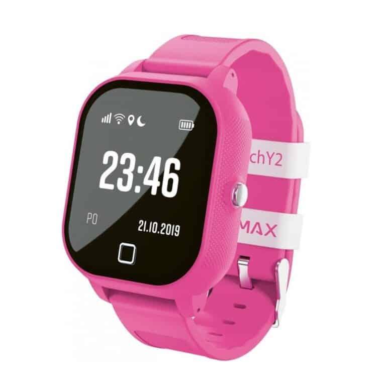 LAMAX WatchY 2 nejlepší chytré hodinky pro děti