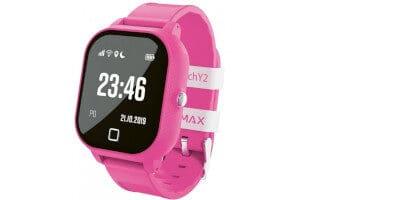 Recenze dětských chytrých hodinek Lamax WatchY 2