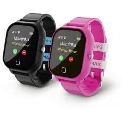 recenze smart hodinek pro děti Lamax WatchY2