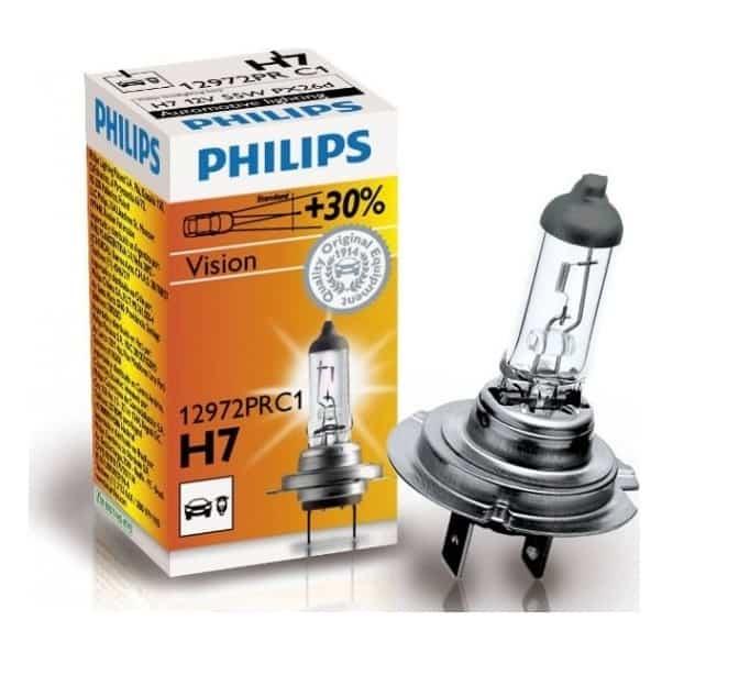 Philips Vision 12972PRC1 H7