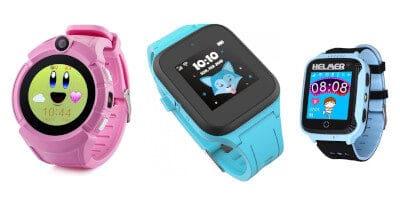 Nejlepší chytré hodinky pro děti 2021