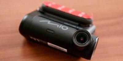 Recenze autokamery Mio MiVue 846