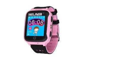 Recenze dětských chytrých hodinek Helmer LK 707