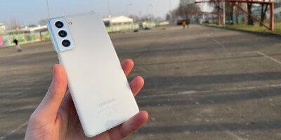 Recenze Samsung Galaxy S21