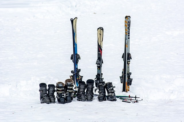 Rozdělení lyžařských bot – jaké existují typy