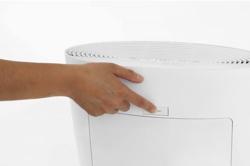 čistička vzduchu stylies pegasus ovládací panel