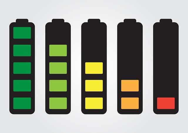 Typy akumulátorů – nabíjení baterie