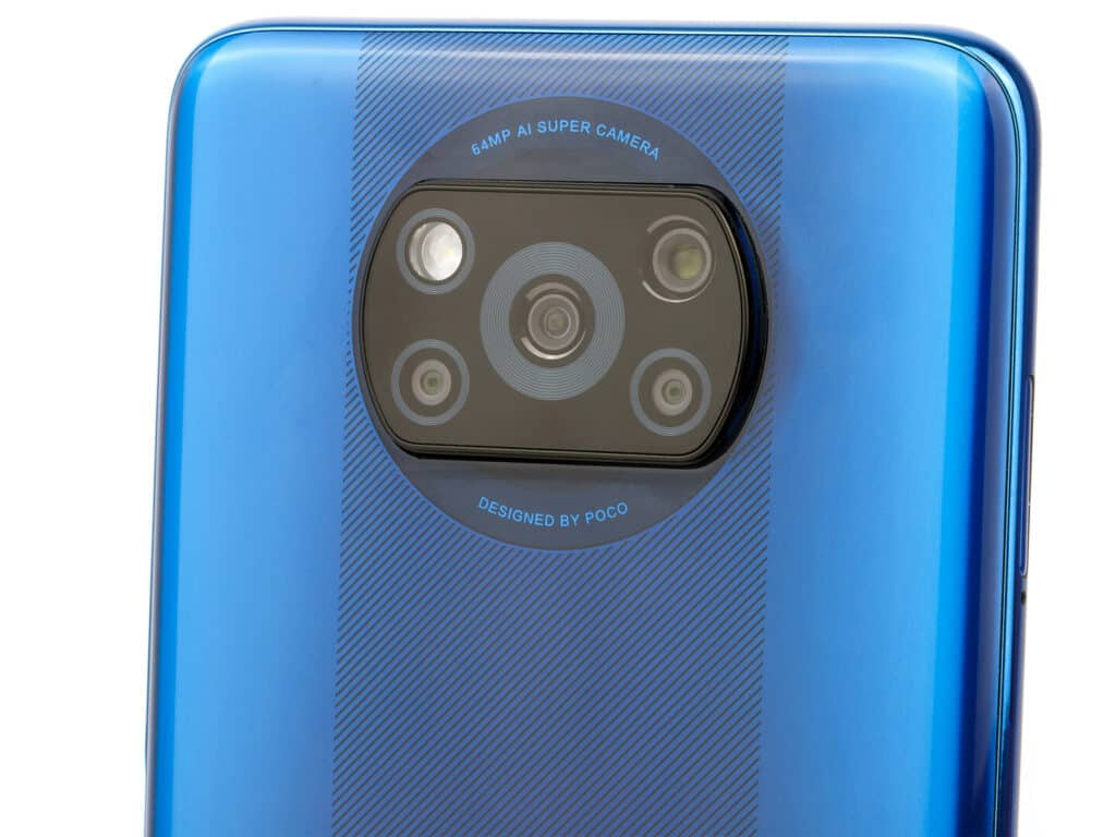 Xiaomi Poco X3 NFC – fotky