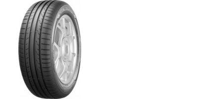 Recenze Dunlop SP Sport BluResponse