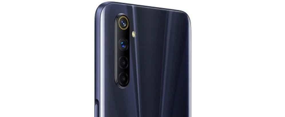 Fotoaparát a kamera - Realme 6s
