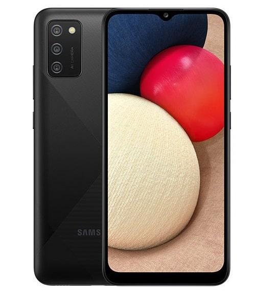 Samsung Galaxy A02s - testy