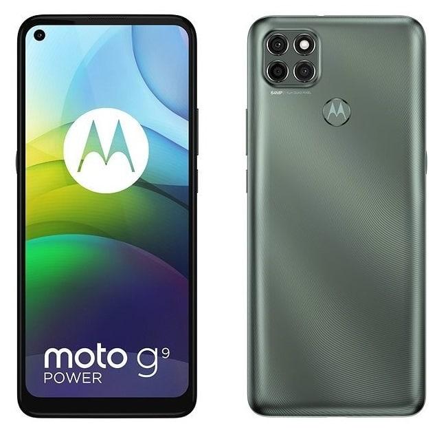 Motorola Moto G9 Power– Skvělá výdrž a výbava