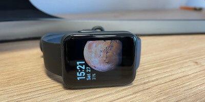 Recenze chytrých hodinek Xiaomi Mi Watch Lite