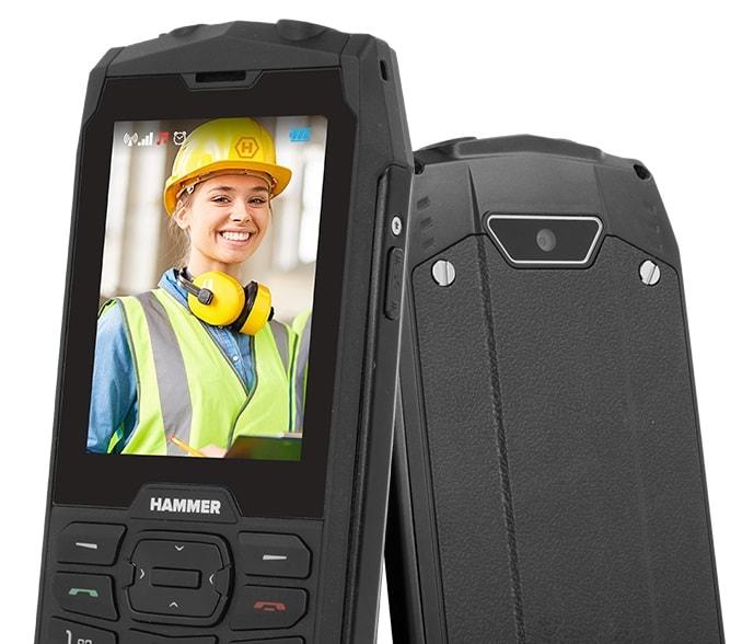 Recenze telefonu myPhone Hammer 4