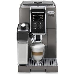automatický kávovar DeLonghi ECAM370.95.T test a recenze