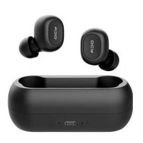 Bezdrátová sluchátka QCY T1C test a recenze