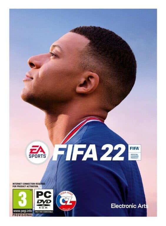 recenze FIFA 22
