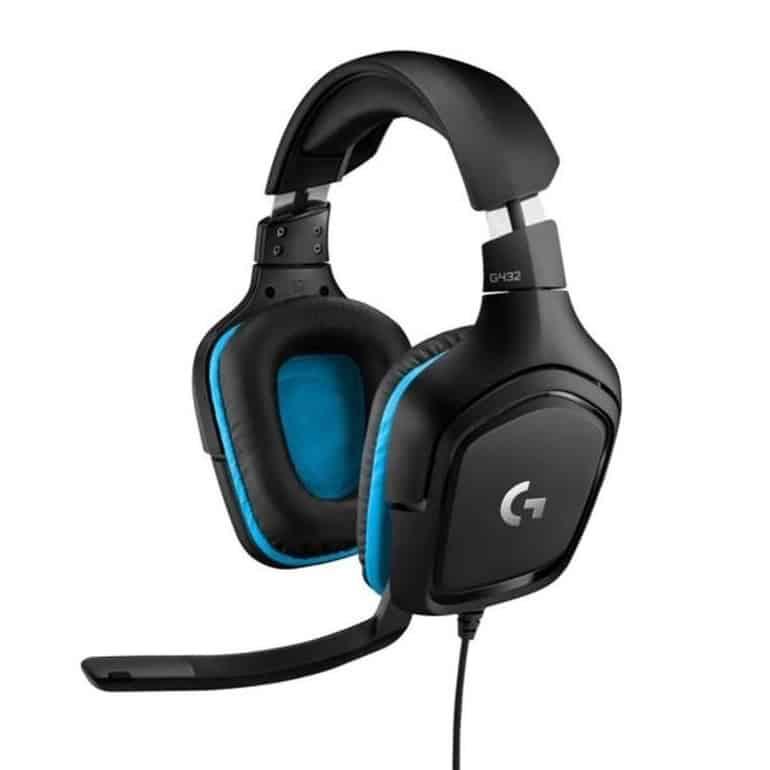 Herní sluchátka Logitech G432 7-1 Surround Sound Gaming Headset test a recenze
