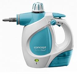 Parní čistič Concept CP1010 Perfect Clean test a recenze