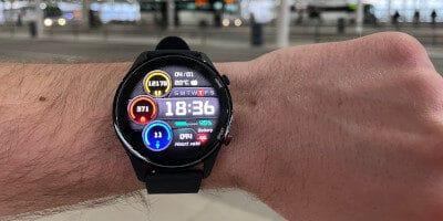 Recenze chytrých hodinek Xiaomi Mi Watch