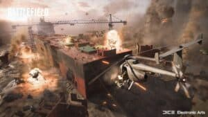Battlefield 2042 - nej PC hra