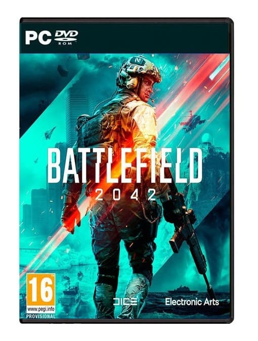 Battlefield 2142 recenze