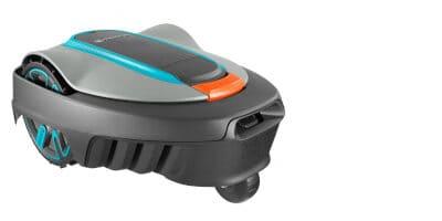 Recenze robotické sekačky Gardena Sileno city 400