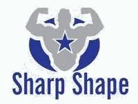 logo sharp shape