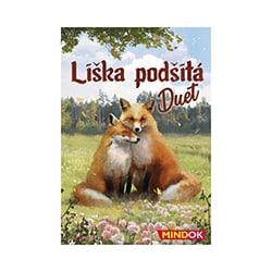 Stolní hra Mindok Liška podšitá Duet test a recenze