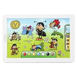 Teddies Mravenečkův tablet pro děti plast test a recenze