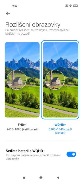 Xiaomi Mi 11 - systém, konektivita