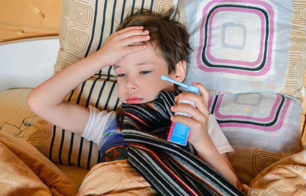inhalátor na nachlazení