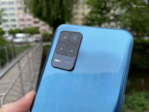 recenze mobilu Realme 8