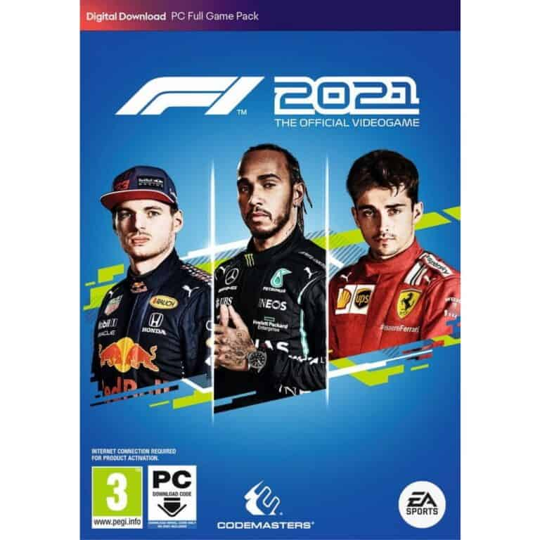 F1 2021 - recenze pc hry