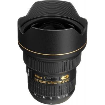 Recenze Nikon 14-24mm f/2,8G ED AF-S