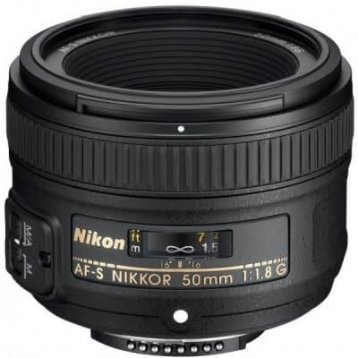 test Recenze Nikon AF-S 50 mm f/1,8G