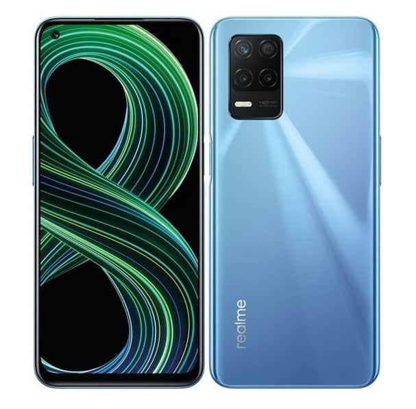 Realme 8 5G - recenze mobilu