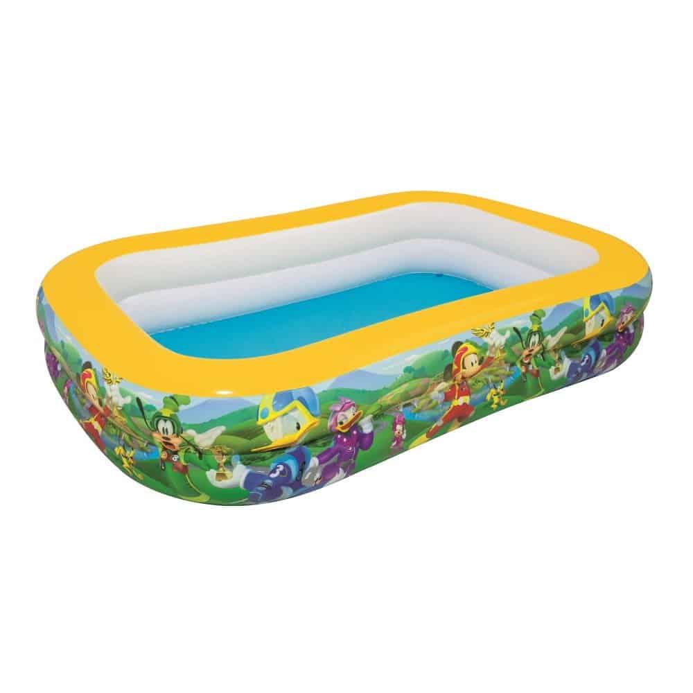 Nafukovací bazén Bestway Mickey recenze