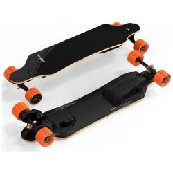exway x1 elektroboard longboard recenze